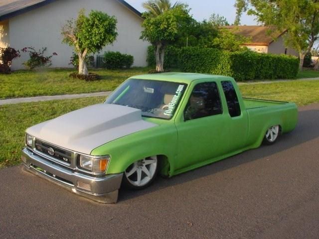 ir8st8s 1991 Toyota 2wd Pickup photo
