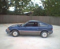 juggalobob45s 1986 Honda CRX photo thumbnail