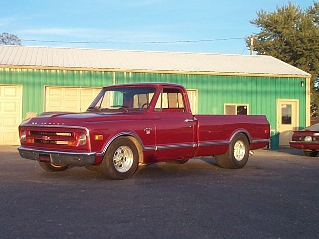Chops 1968 Chevy C-10 photo
