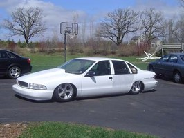 95gotbagss 1995 Chevy Caprice photo thumbnail