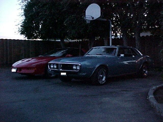 Die36s 1968 Pontiac Firebird photo