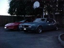 Die36s 1968 Pontiac Firebird photo thumbnail