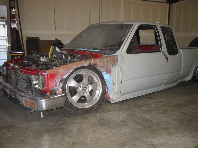 slumpsvillemcgees 1990 Toyota 2wd Pickup photo