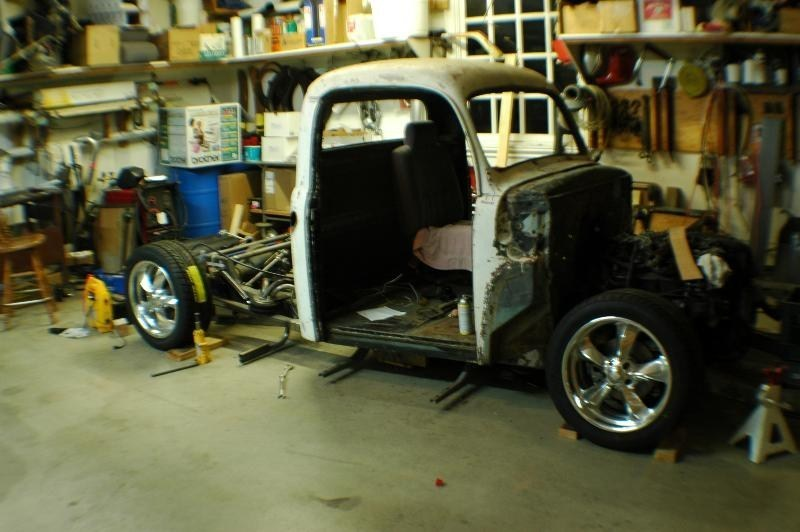32fordcoupes 1952 Ford F100 photo