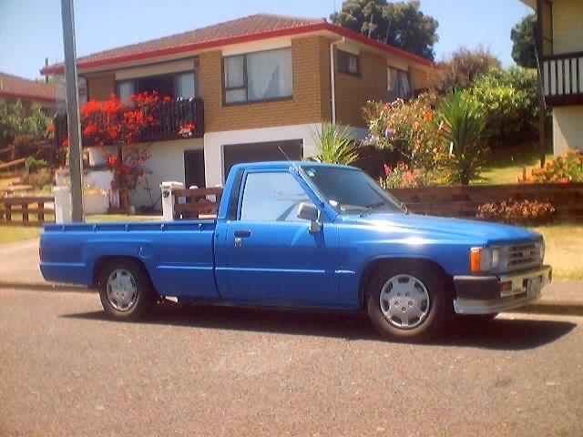 gm0neys 1987 Toyota 2wd Pickup photo