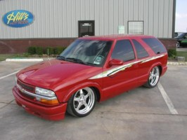 Blazed2k3s 2003 Chevrolet Blazer photo thumbnail