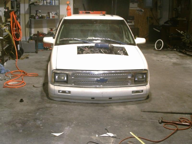 shavens10s 1997 Chevy S-10 photo