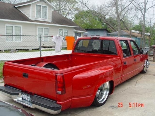 duallytkn22ss 2000 Chevy Dually photo