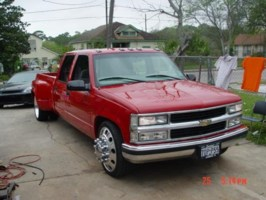 duallytkn22ss 2000 Chevy Dually photo thumbnail