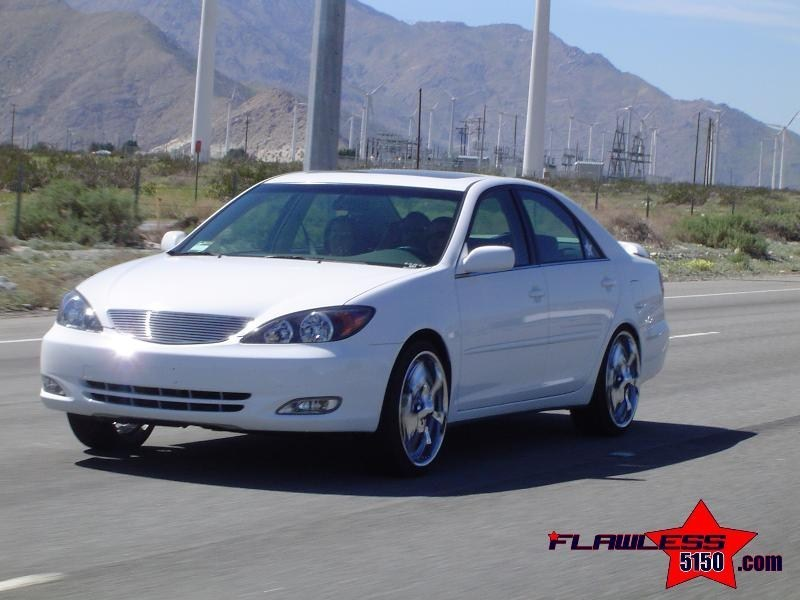 Flawlesss 2003 Toyota Camry photo