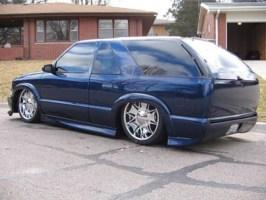 THRICEs 2002 Chevy Blazer Xtreme photo thumbnail