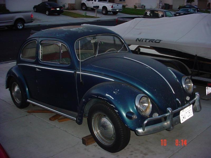 LowBudgetSDimes 1956 Volkswagen Bug photo