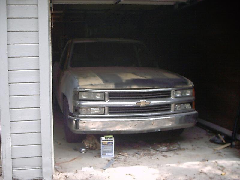 lostcauzes 1995 Chevy Full Size P/U photo