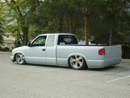 greenwithenvys 1995 Chevy S-10 photo thumbnail