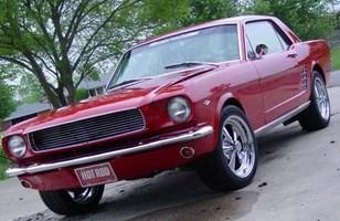 87GTs 1966 Ford Mustang photo thumbnail