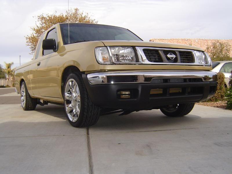 MetallicDRAGs 1999 Nissan Frontier photo