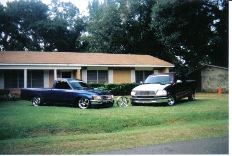 minitoy17s 1991 Toyota 2wd Pickup photo