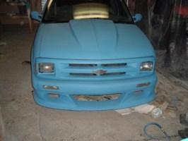 mojo660s 1994 Chevy S-10 photo thumbnail