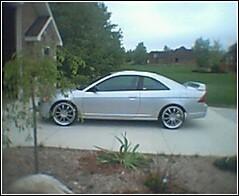 michaelon19ss 2003 Honda Civic photo