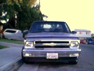 DimeRollers 1985 Chevy S-10 photo