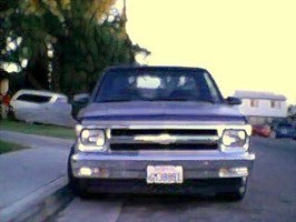 DimeRollers 1985 Chevy S-10 photo thumbnail