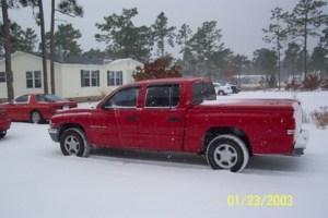 Slantys 2000 Dodge Dakota Quad-Cab photo thumbnail