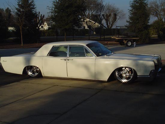 Mikeyg559s 1967 Lincoln continental photo