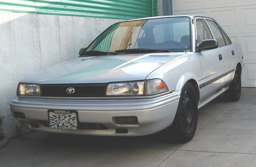 GTMs 1988 Toyota Corolla photo
