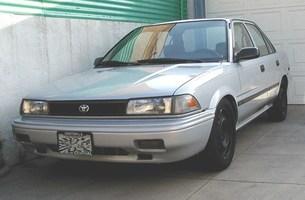 GTMs 1988 Toyota Corolla photo thumbnail