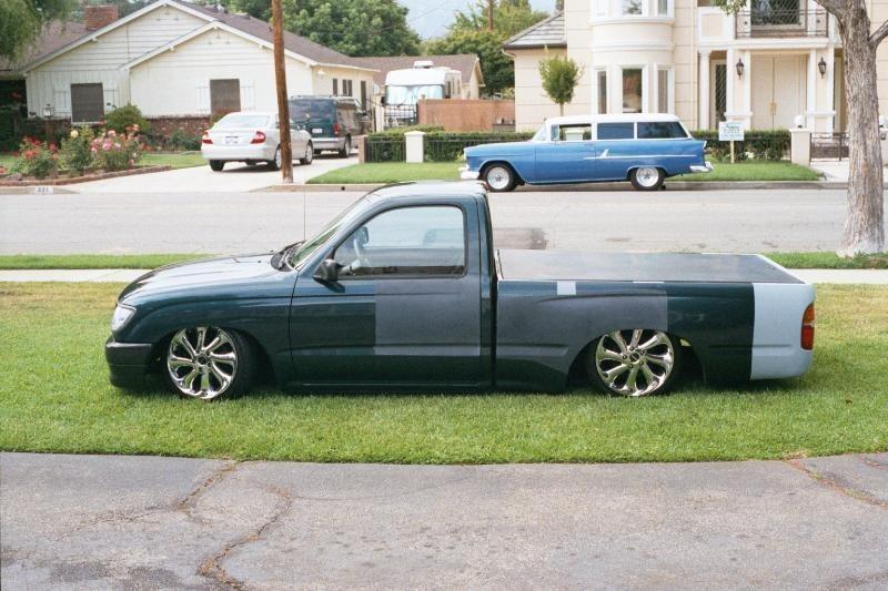 leprekawn114s 1996 Toyota Tacoma 2wd photo
