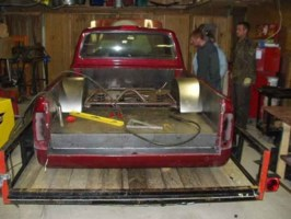 Extreme Fabricationss 1996 Toyota Tacoma photo thumbnail