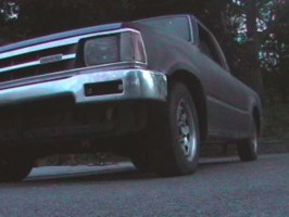FlatBlackSupras 1991 Mazda B2200 photo thumbnail