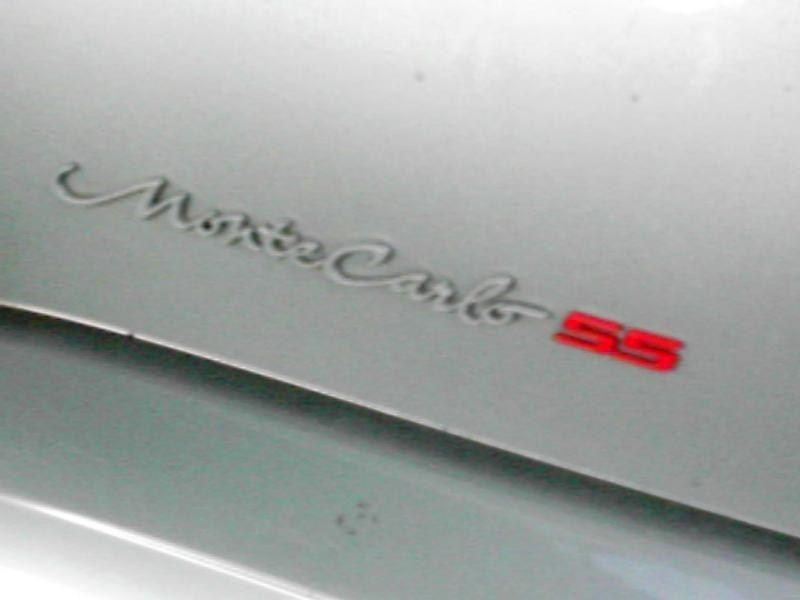 The Dans 2001 Chevy Monte Carlo photo