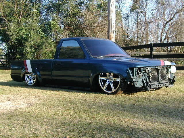 Extreme Fabricationss 1994 Toyota 2wd Pickup photo