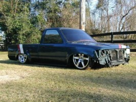 Extreme Fabricationss 1994 Toyota 2wd Pickup photo thumbnail