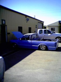 mad ra88its 1990 Mazda B2200 photo thumbnail
