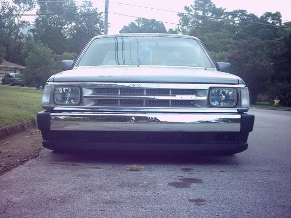slamdamazdas 1993 Mazda B2200 photo
