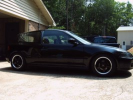 S10ondubzs 1995 Honda Civic Hatchback photo thumbnail