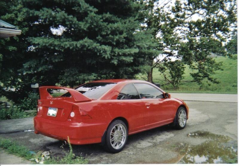 04HondaChicks 2004 Honda Civic photo