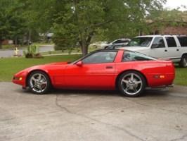 dnut24s 1995 Chevy Corvette photo thumbnail