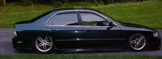 drgnakkords 1995 Honda Accord photo thumbnail