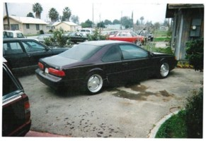 SIK_SUVs 1993 Ford T-Bird photo thumbnail
