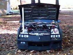 rokstarsbarss 1986 Chevy Camaro photo