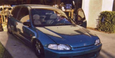 soggy tacoss 1995 Honda Civic Hatchback photo thumbnail