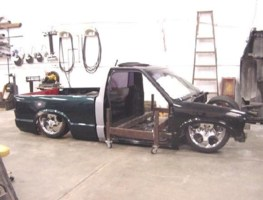 LaidHombres 1998 Chevy S-10 photo thumbnail