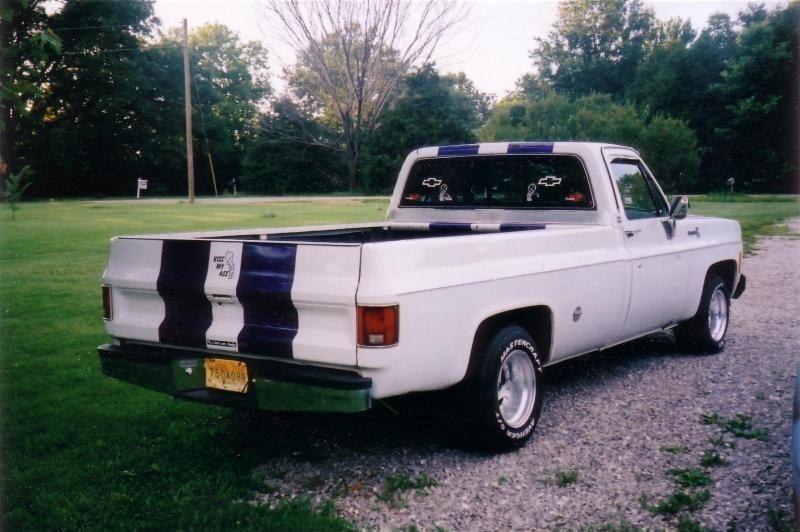 LeRoy921s 1977 Chevrolet Silverado photo