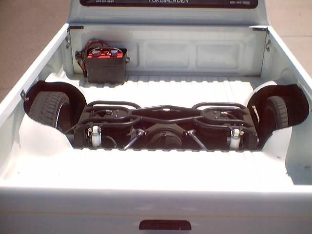gunnyndorks 1996 Toyota Tacoma photo