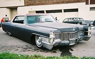 onthegrounds 1965 Cadillac Coupe De Ville photo thumbnail