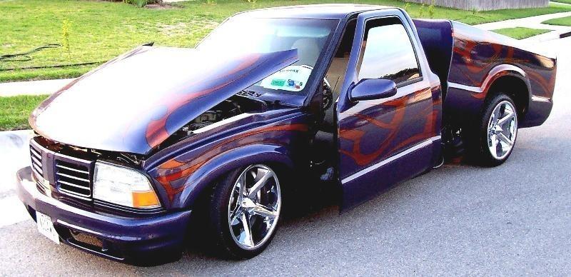 Dojas 1995 Chevy S-10 photo