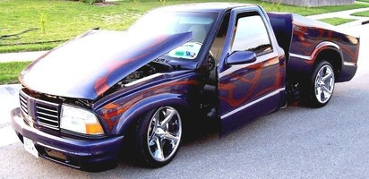 Dojas 1995 Chevy S-10 photo thumbnail